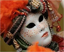 masque au bal