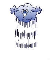 météo capricieuse